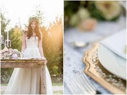 Rustic Elegance Gold Table Setting Fall Wedding Decor Ideas Lightburst Photography