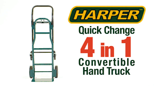 Harper Quick Change 4 In 1 Convertible Truck | Uhaul - YouTube Diy Moving Heavy Items With A Dolly Youtube Uhaul Ratchet Tiedown Convertible Hand Truck Quick Release Magna Cart Personal First 5x8 Trailer Loaded Up And Ready To Go Latest News Breaking Headlines Top Stories Photos Rug Storage Bag Large Rent Hinds Inventory On Equipment Moving Pads Appliance Dollies Hand Fniture