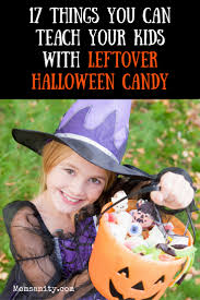 Donate Leftover Halloween Candy To Our Troops by 17 Things You Can Teach Kids With Leftover Halloween Candy Momsanity
