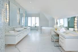 contemporary master bedroom ensuite bath contemporary
