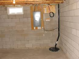 Basement Bathroom Ejector Pump Floor by Sump Pump Installation Can Be A Do It Yourself Project
