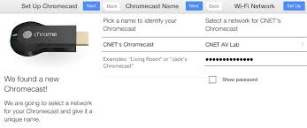 How to set up Chromecast using your iOS device CNET