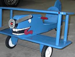 wooden airplane riding toy plans photo props to make pinterest