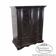 Hooker Furniture Seven Seas Hand Painted Black TV Armoire Cabinet ... 74 Best Handpainted Fniture Images On Pinterest Painted Best 25 Wardrobe Ideas Diy Interior French Provincial Armoire Abolishrmcom Vintage And Antique Fniture In Nyc At Abc Home Powell Masterpiece Hand Jewelry Armoire 582314 Silver Mirrored Full Length Mirror 21 Painted Tibetan Cabinet Abcs Of Decorating Barn Armoires Update Kitchen Sold Hooker Closet Or Eertainment Center Satin Black