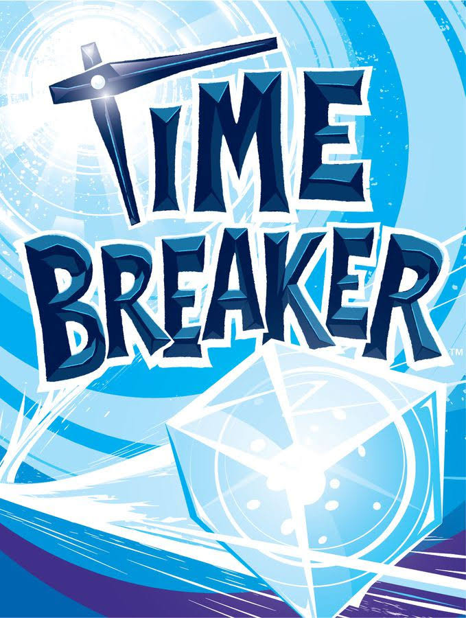 Looney Labs Time Breaker Board Game