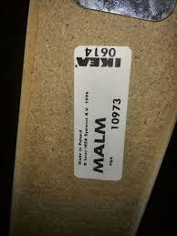 ikea malm bett tisch 180 cm
