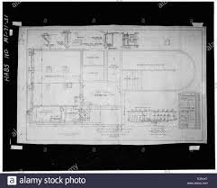 100 Mt Architects Photographic Copy Of Architects Plan Dated October 1919