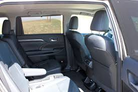 2014 Toyota Highlander Captains Chairs by 2014 Toyota Highlander Limited Review Impressive Suv Tundra