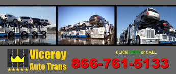 A Family Owned And Operated Auto Transport Company | Viceroy Auto ...