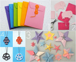 Omiyage Blogs Diy Pretty Paper Projects Within Crafts