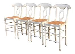 French Country Bar Stools - Set Of 4 French Style Bar Stools French Country Cottage Sunny Designs Bourbon County Country Fxible Bar Handcrafted In North America Kitchen And Ding Room Canadel Ding Room Fniture Style 1825 Interiors Three Vintage White Bamboo Stools Tiki Country Pub Height Set 549 Buy 3pc Island Decor Decorating Ideas Fausto 30 Stool Trail 3 Piece Set With Bernhardt