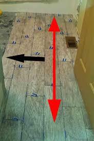 more tips for installing wood look tile flooring diytileguy