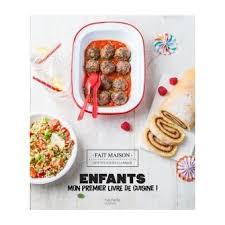 livres cuisine enfants mon premier livre de cuisine mon premier livre de