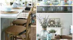 And Cheerful Spring Home Decor Farmhouse Dining Room Ating Ideas The Rustic Boxwood Diy
