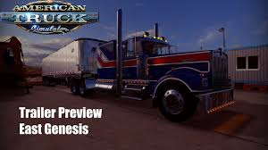 American Truck Simulator: Trailer Preview Of The East Genesis End ... Do Any Starter Companies Run Flatbed Teams Page 1 Howard Transportation Laurel Ms Rays Truck Photos Mcelroy Lines Home Facebook Truck Trailer Transport Express Freight Logistic Diesel Mack Southern Pride Trucking Inc San Diego Ca Latest Uber For Trucking Brokerage Launches App Ordrive Transfix Traing Melton Reviews Complaints Youtube Tipton Co Oxford Pa