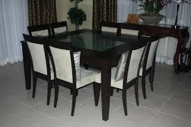 Dining Table Set For 8 Stand Round Seater