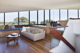 Interior Decorating Blogs Australia by No Front Or Back Of Aireys House By Byrne Architects Caandesign