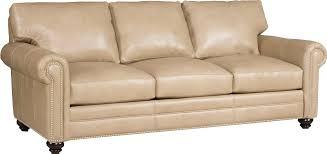 Bradington Young Sofa Construction by Bradington Young Daire Leather Sofa U0026 Reviews Wayfair