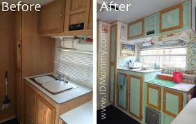 Kitchen AreaI Painted All The Fake Wood And Left Real Trim