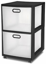 Sterilite 2 Shelf Storage Cabinet 2 Pack by Sterilite Ultra 3 Drawer Storage Cart 3612 Black Dimensions