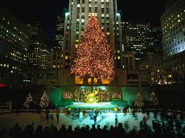 Rockefeller Christmas Tree Lighting 2016 by The Best Christmas Trees In The World Photos Condé Nast Traveler