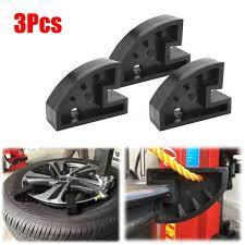 100 Truck Tire Changer Universal 3 Pcs Car Bead Clamp Drop Center Rim