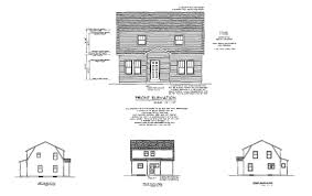 David Weekley Floor Plans 2007 by Demo And New Build Proposed For E Depew Avenue U2013 Buffalo Rising