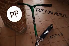 envy scooter deck v4 2k16 custom aosv4 build