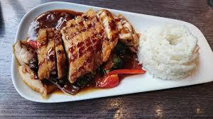 cuisine vietnamienne honey roasted chicken picture of la cuisine vietnamienne