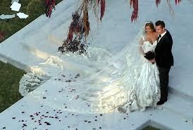 cat wedding dress cat deeley marries kielty in a beautiful hush hush rome