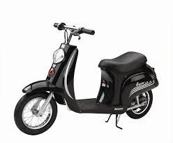 Razor Black Vintage 24v Electric Scooter