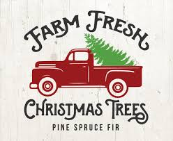 100 Truck Sayings Truck Tree Svg Christmas SVG Christmas Svg Files For Cricut Etsy