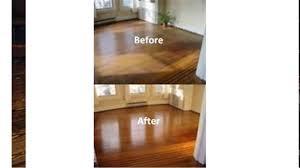 refinishing hardwood floors cost