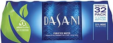 Dasani Bottled Water 32 Count Amazon Grocery Gourmet Food