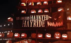 Halloween Hayride 2014 by Los Angeles Haunted Hayride The Boogeyman Review Hollywood Gothique