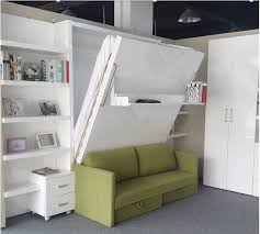 Modern Folding Wall Bed Hidden Wall Bed Murphy Bed with Sofa and