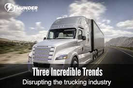 Thunder Funding Blog | Trucking Trends Section 1 Us Economy Depends On Freight Transportation Public Global Trucking 8 Transformational Growth Trends Impacting The Industry Factoring Company An Best Trucking Software Trends For 2017 Dreamorbitcom Top 5 In Spendedge The Ultimate Collection Of Infographics 20 Food Truck Ecommerce Boom Roils Wsj Chassis Lchpin Of And Its Importance 3 Innovations You Need To Know About Electric Semitrucks Are Latest Buzz