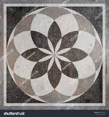 marble floor tiles pattern porcelain tiles stock illustration