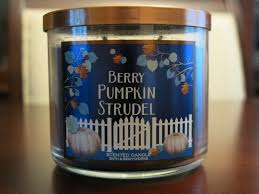 Bath And Body Works Pumpkin Apple Candle by Bath And Body Works Berry Pumpkin Strudel Reviews Photo