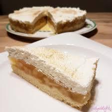 glutenfreier apfelkuchen mit vanille zimt sahne judysdelight