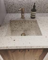 Terrazzo Sink Basin