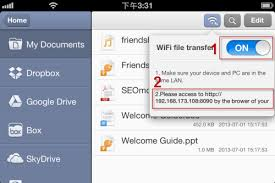 3 Simple Ways to Transfer Files from PC to iPhone Kingsoft fice