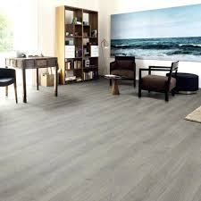 Light Grey Wooden Flooring Oak Laminate Wood Floor Kitchen
