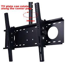 Peerless Ceiling Mount Plate by Peerless Tv Ceiling Mount Bracket W T Xl Extension Pole Display