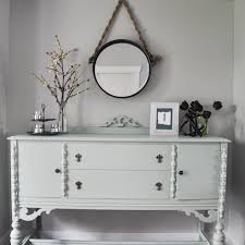 Fresh Idea White Dining Room Server Kitchen Credenza Buffet And Hutch Wine Table Storage Sideboard Small Bolanburg Antique