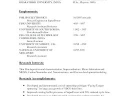 Sample Resume Lecturer Engineering College For Cover Letter Computer Science Gorgeous Objective Desktop Res