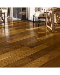 Armstrong Flooring American Scrape 5 3 4 Engineered Walnut Hardwood In Desert