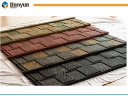 colorful coated lightweight monier concrete roof tile