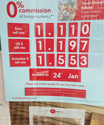the post office instore or compare money