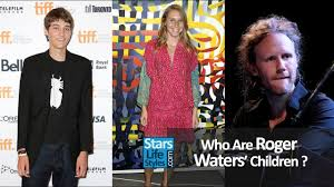 Who Are Roger Waters Children 1 Daughter And 2 Sons